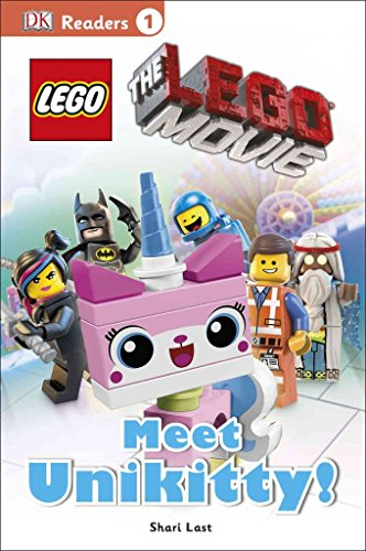 [(DK Readers L1: The Lego Movie: Meet Unikitty!)] [By...
