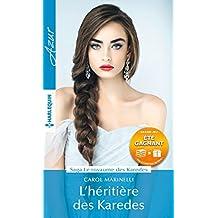 L'héritière des Karedes : 1 livre acheté = des cadeaux à gagner (Azur)
