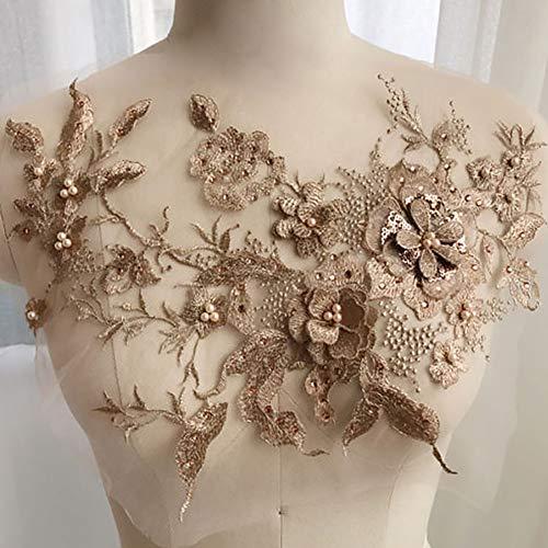- Schwarze Tüll Blumen Dekoration
