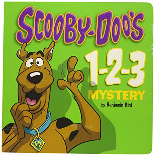 Scooby-Doo\'s 1-2-3 Mystery (Scooby-Doo! Little Mysteries)