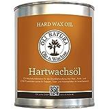 OLI-NATURA Hartwachsöl, Inhalt: 1 Liter, Natur