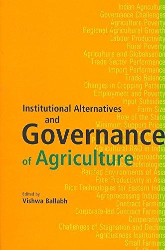 [(Institutional Alternatives and Governance of Agriculture)] [Edited by Vishwa Ballabh] published on (September, 2007) par Vishwa Ballabh