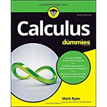 Calculus For Dummies by Mark Ryan (2016-06-07)