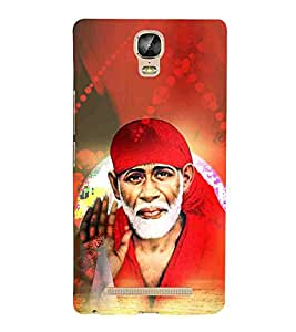 For Gionee Marathon M5 Plus sai, bhagwan, christrian, god, lord, allah Designer Printed High Quality Smooth Matte Protective Mobile Case Back Pouch Cover by Paresha