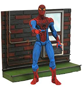 Marvel Select-Amazing Spider-Man Movie: Spider-Man [Import allemand]