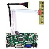 HDMI DVI VGA-Audio-LCD-Prüfer-Brett für 15.6