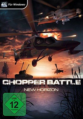 Chopper Battle - New Horizon [PC] (Insel-chopper)
