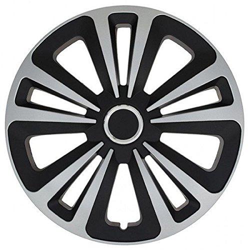 """Enjoliveurs Terra compatible - Alfa Romeo - Audi - BMW - Citroen (16"""")"""