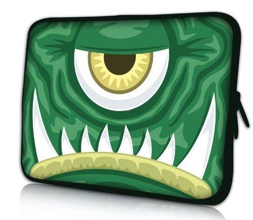Sidorenko 9,7 Zoll Tablet Hülle für iPad / Samsung Galaxy Tab - Tasche aus Neopren, 42 Designer Case zur Auswahl