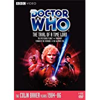 Doctor Who: Trial of a Time Lord - Episode 144-147