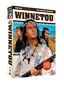 Winnetou - The Complete Collection [8 DVDs] [Holland Import]