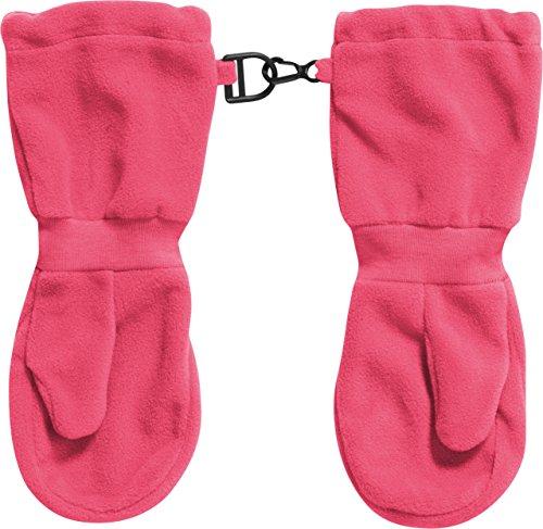 Playshoes Kinder Unisex Winter-Handschuhe, Rosa (Pink) 2 (Herstellergröße: 2-4 Jahre)