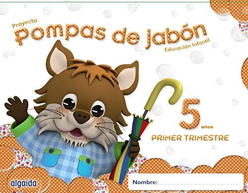 Pompas de jabón 5 años 1º trimestre proyecto educación infantil 2º ciclo
