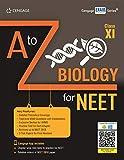 A to Z Biology for NEET: Class XI