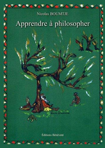 Apprendre a philosopher