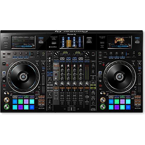 PIONEER DDJ-RZX CONSOLLE DJ 4 CANALI REKORDBOX DJ E REKORDBOX VIDEO USB SCHERMI 7
