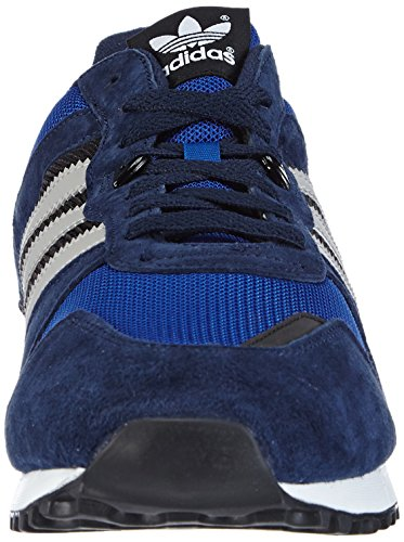 Adidas - Zx 700, Sneakers, unisex Bleu (collegiate Navy/mgh Solid Grey/collegiate Royal)