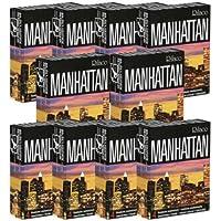 Rilaco Manhattan Sparpack 10x4 anatomische Kondome preisvergleich bei billige-tabletten.eu
