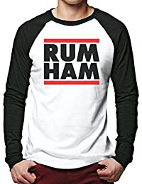 HotScamp Rum Ham - Men Baseball Top