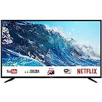 """Sharp LC-65UI7252E - UHD Smart TV de 65"""" (resolución 3840 x 2160, HDR, 3X HDMI, 2X USB, 1x USB 3.0) Color Negro"""