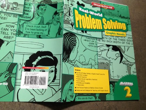 Real-World Problem Solving Graphic Novels Algebra 2