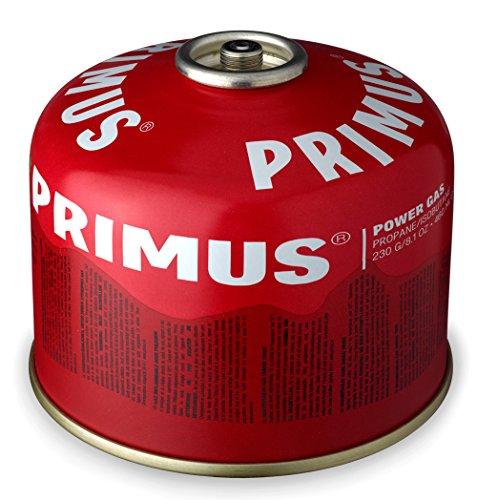 Primus Power Gas 230g Gaskartusche mit Sicherheitsventil