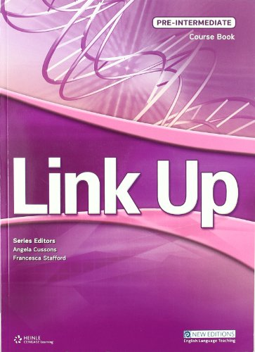 Download Link Up Pre Intermediate Student S Book Student S Cd
