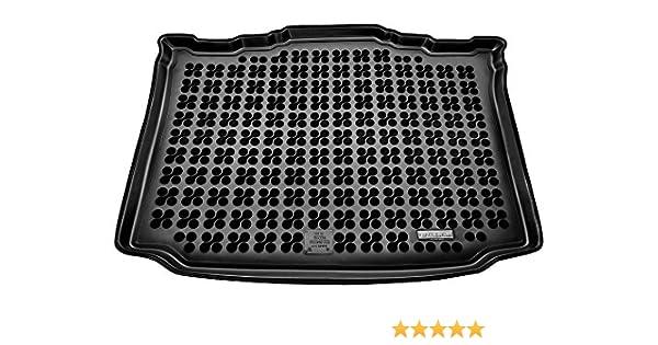 Skoda Roomster Bj 2006-2015 CARBON Fußmatten Autoteppiche
