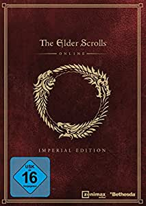 The Elder Scrolls Online Tamriel Unlimited Imperial Edition [PC/Mac Code - Kein DRM]