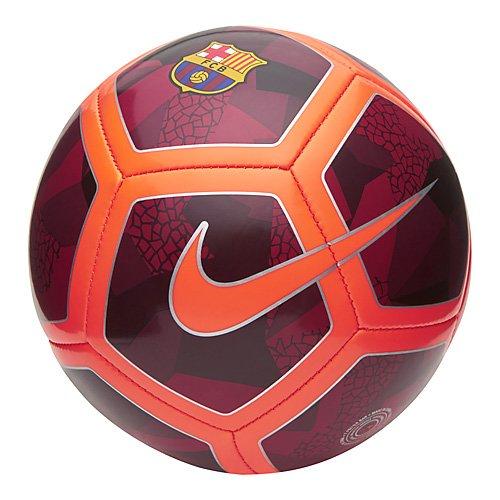 Nike FCB Nk Skls Balón de Fútbol, Hombre, (Night Maroon/Hyper Crimson), 1