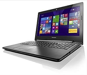 Lenovo G50 15.6-inch Laptop Notebook (Intel Celeron N2840 2.58 GHz, 4 GB DDRIIIL RAM, 500Gb HDD, DVDRW, Wi-Fi, BT, Camera, Integrated Graphics, Windows 8.1 with Bing) - Black with Free Windows 10 Upgrade