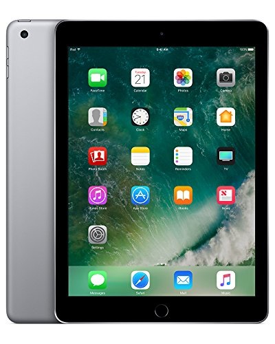Apple iPad Tablet, 9.7', 2048 x 1536 pixels, 32 GB, Multi-touch, 264 ppi, Grigio