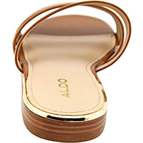 Aldo Ulerasa Synthétique Sandale Cognac-Bronze