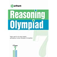 Olympiad Books Practice Sets -  Reasoning Class 7th
