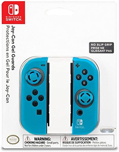 Nintendo Swtich Joycon Gel Guard–Bleu