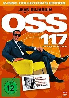 OSS 117 - Der Spion, der sich liebte [Collector's Edition] [2 DVDs]