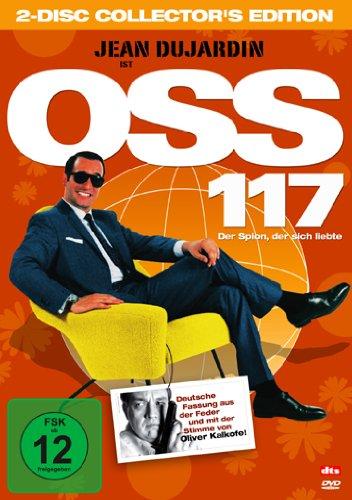 Bild von OSS 117 - Der Spion, der sich liebte [Collector's Edition] [2 DVDs]