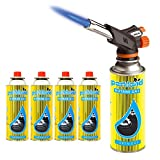 Best Cooking Torches - Bond Hardware® Blow Torch Butane Gas Kit Cooking Review