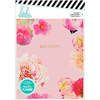 American Crafts Heidi Swapp Personal Memory Planner-Make It Happen