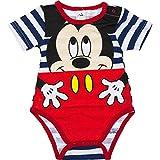 Body Disney Mickey - 23M, Azul