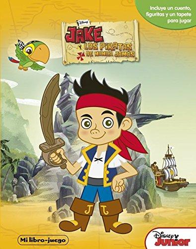 Jake y los piratas. Mi libro-juego
