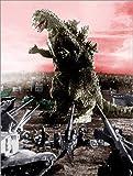 Poster 30 x 40 cm: Godzilla von Everett Collection - hochwertiger Kunstdruck, Kunstposter