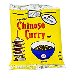 Genuine Chinese Curry Sauce Mix 230g 8 to 10 Servings ...