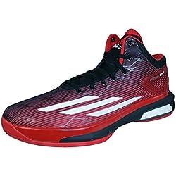 adidas Crazylight Boost zapatillas de baloncesto para hombre / Zapatos-Red-49