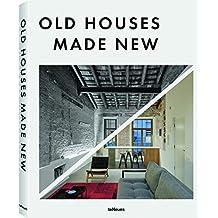 Old Houses Made New - Umfangreiches Buch über die Renovierung und Modernisierung vielfältiger Wohnräume (Deutsch, Englisch, Französisch) - 25x32 cm, 336 Seiten