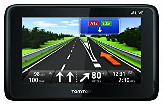 """TomTom GO LIVE 1005 5"""" Sat Nav with Europe Maps (45 Countries), Twitter and Trip Advisor (B006NK5NOE) 