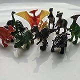 Carpeta® - 12-teiliges Set * DINOSAURIER * - Kindergeburtstag | Mitgebsel | Deko | Geschenk | Kinder lieben diese Dinos !