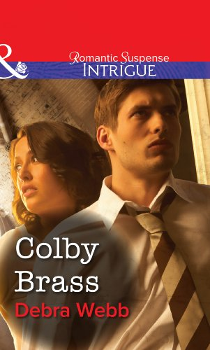 Colby Brass Mills Boon Intrigue Agency Book 41 By