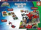 Educa Borrás - 17197.0 - Educa Super pack Spiderman...