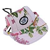 perfk Hunde Baseball Hundehut Katzen Hut Haustier Sonnenschutz Hut mit Ohr-Löchern - #19, S